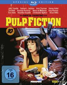 Pulp Fiction (Special Edition) (Blu-ray), Blu-ray Disc