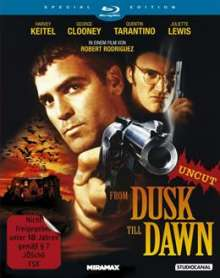 From dusk till dawn (Uncut) (Special Edition) (Blu-ray), 2 Blu-ray Discs