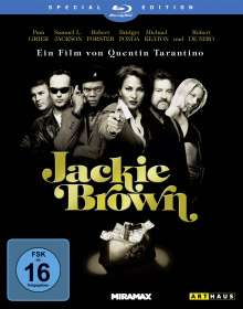 Jackie Brown (Blu-ray), Blu-ray Disc