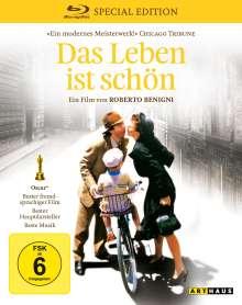 Das Leben ist schön (1998) (Blu-ray), Blu-ray Disc