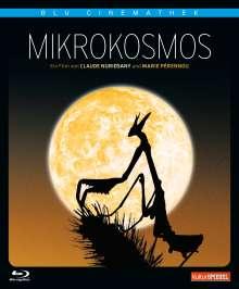 Mikrokosmos: Das Volk der Gräser (Blu-ray), Blu-ray Disc