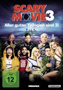 Scary Movie 3, DVD