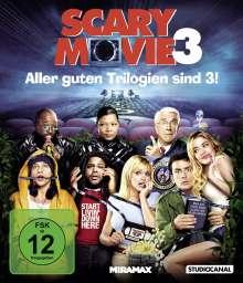 Scary Movie 3 (Blu-ray), Blu-ray Disc