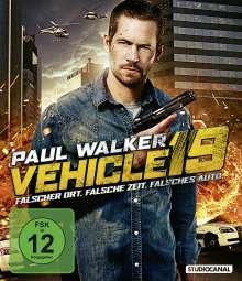 Vehicle 19 (Blu-ray), Blu-ray Disc