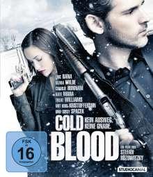 Cold Blood (Blu-ray), Blu-ray Disc