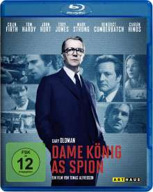 Dame, König, As, Spion (Blu-ray), Blu-ray Disc