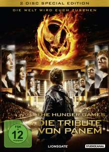Die Tribute von Panem - The Hunger Games (Special Edition), 2 DVDs