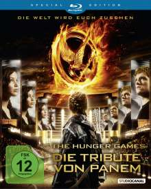 Die Tribute von Panem - The Hunger Games (Special Edition) (Blu-ray), Blu-ray Disc