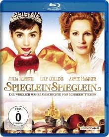 Spieglein Spieglein - Die wahre Geschichte von Schneewittchen (Blu-ray), Blu-ray Disc