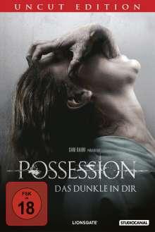 Possession - Das Dunkle in Dir, DVD