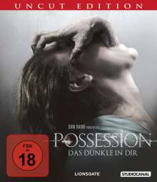 Possession - Das Dunkle in Dir (Blu-ray), Blu-ray Disc