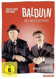 Louis de Funes: Balduin, das Nachtgespenst, DVD