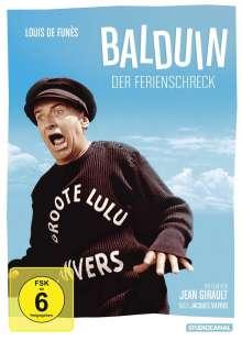 Louis de Funes: Balduin der Ferienschreck, DVD