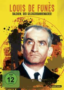 Louis de Funes: Balduin, der Geldschrankknacker, DVD