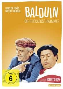 Louis de Funes: Balduin, der Trockenschwimmer, DVD