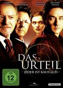 Das Urteil - Jeder ist käuflich, DVD