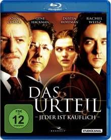 Das Urteil - Jeder ist käuflich (Blu-ray), Blu-ray Disc