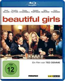 Beautiful Girls (Blu-ray), Blu-ray Disc