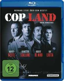 Cop Land (Director's Cut) (Blu-ray), Blu-ray Disc