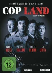 Cop Land (Director's Cut), DVD