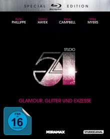 Studio 54 (Blu-ray), Blu-ray Disc