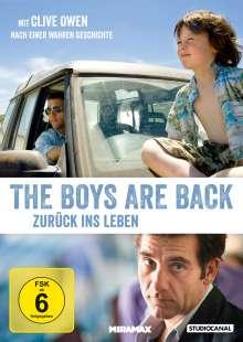 The Boys Are Back - Zurück ins Leben, DVD