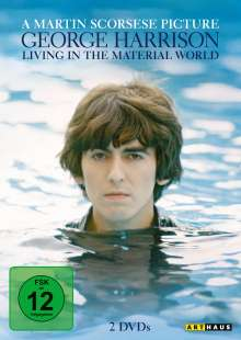 George Harrison: Living In The Material World, 2 DVDs