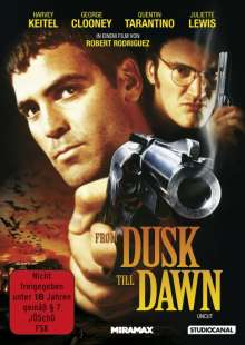 From dusk till dawn (Uncut), DVD