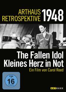 The Fallen Idol - Kleines Herz in Not, DVD
