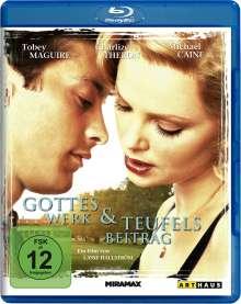 Gottes Werk und Teufels Beitrag (Blu-ray), Blu-ray Disc