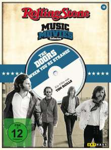 The Doors - When You're Strange (Rolling Stone Music Movies Collection), DVD