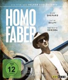 Homo Faber (Blu-ray), Blu-ray Disc