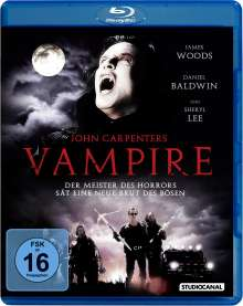 John Carpenter's Vampire (Blu-ray), Blu-ray Disc