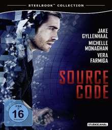 Source Code (Blu-ray im Steelbook), Blu-ray Disc