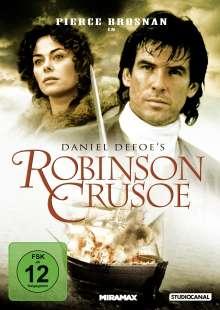 Robinson Crusoe (1997), DVD