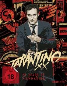 Tarantino XX  - 20 Years of Filmmaking (Blu-ray), 9 Blu-ray Discs