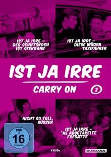 Ist ja irre - Carry On Vol.2, DVD