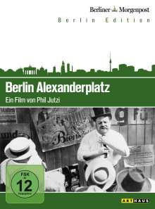 Berlin Alexanderplatz (1931) (Berlin Edition), DVD