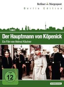 Der Hauptmann von Köpenick (1956) (Berlin Edition), DVD