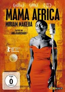 Mama Africa - Miriam Makeba, DVD