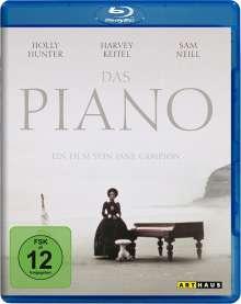 Das Piano (Blu-ray), Blu-ray Disc