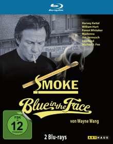 Smoke / Blue in the Face (Blu-ray), 2 Blu-ray Discs