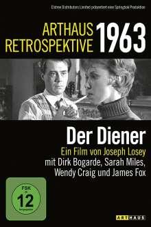 Der Diener, DVD