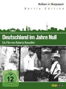 Deutschland im Jahre Null (Berlin Edition), DVD