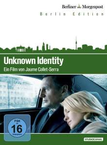 Unknown Identity (Berlin Edition), DVD