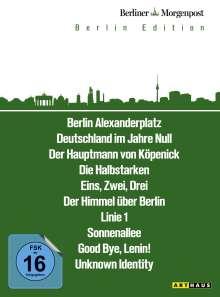Berlin Edition (Gesamtausgabe), 10 DVDs
