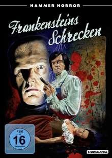 Frankensteins Schrecken, DVD