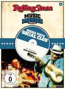 Buena Vista Social Club (OmU) (Rolling Stone Music Movies Collection), DVD