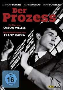 Der Prozess (1962), DVD