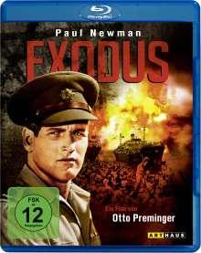Exodus (1960) (Blu-ray), Blu-ray Disc